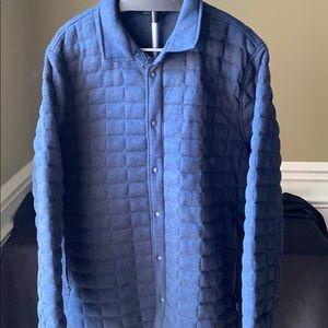like NEW North Face quilted coat size XXL